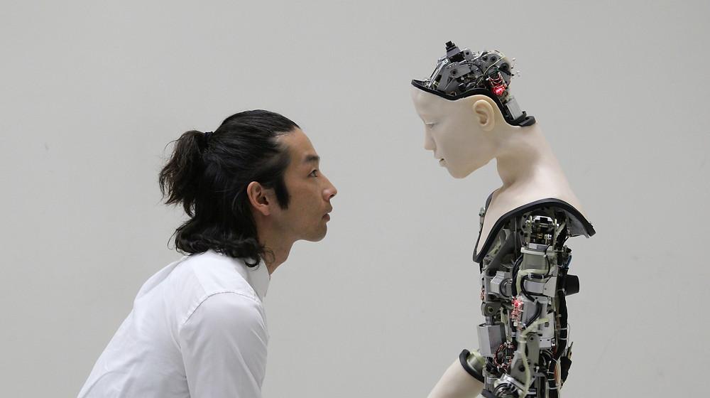 תערוכה חדשה על אינטליגנציה מלאכותית בלונדון