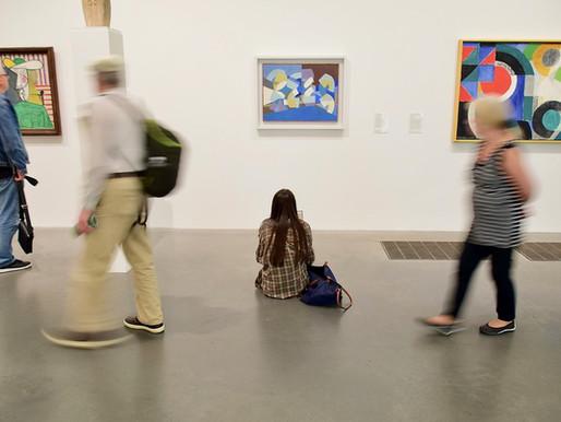 גלריית האמנות של גולדסמית'ס בלונדון