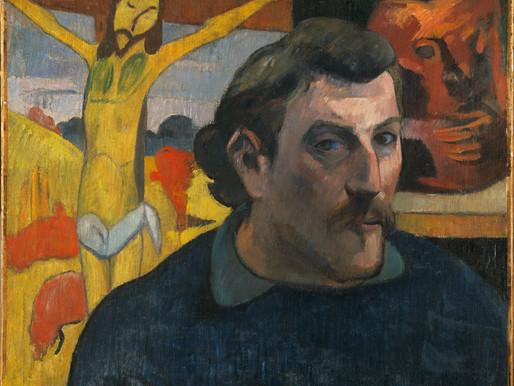 תערוכת אמנות של הצייר פול גוגן בלונדון