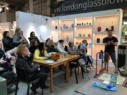 סיור מאחורי הקלעים של עולם האמנות בלונדון