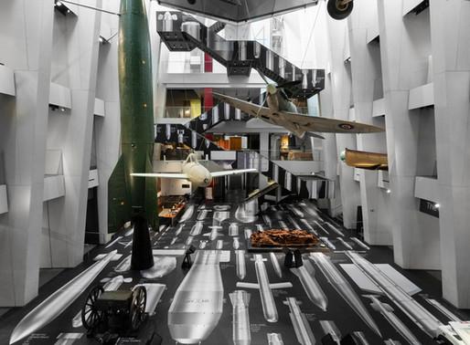 תערוכת אמנות חדשה במוזיאון המלחמה האימפריאלי