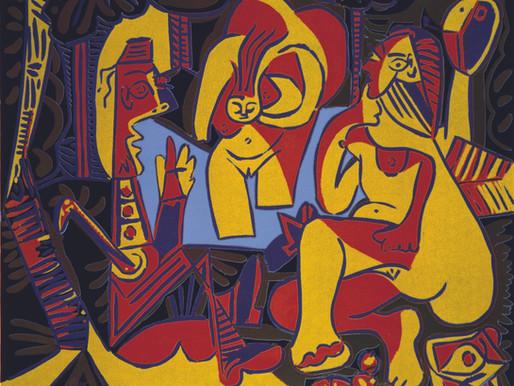 תערוכת אמנות על פיקאסו בלונדון