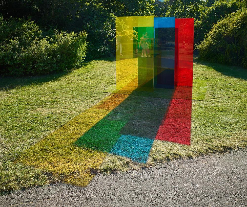 בריג'נטס פארק Frieze Sculpture תערוכת האמנות