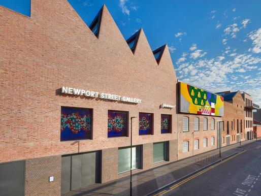 גלריית ניופורט סטריט בלונדון
