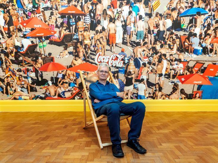 תערוכה של מרטין פר בלונדון