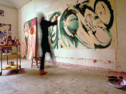 תערוכה חדשה על לי קרסנר בלונדון