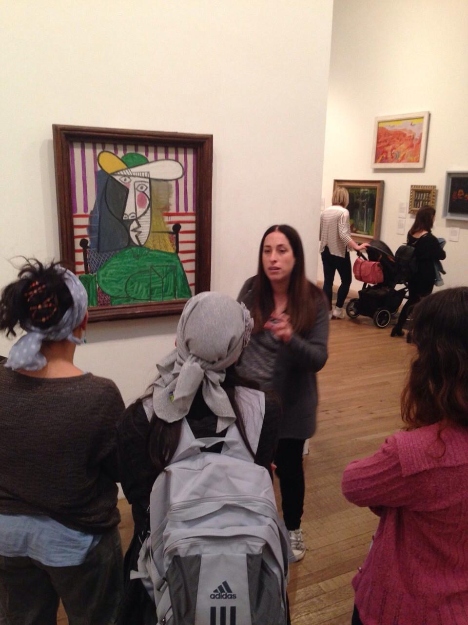 3 סיבות למה לקחת סיורי אמנות בלונדון עם כלנית