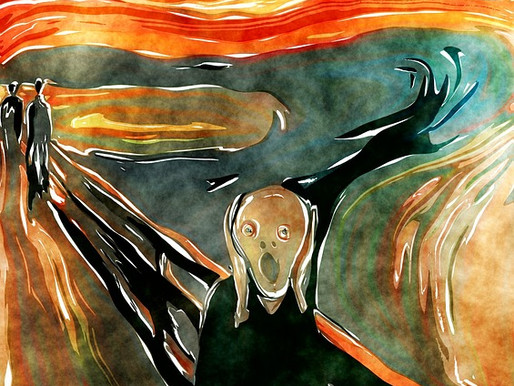 תערוכת אמנות של אדוורד מונק בלונדון