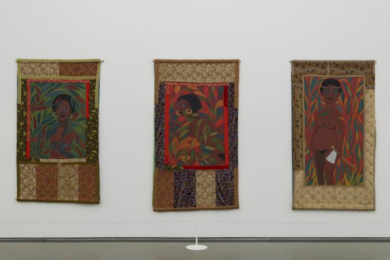 תערוכה של פיית רינגולד בלונדון
