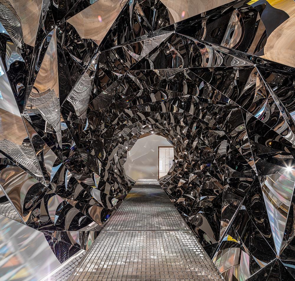 תערוכה חדשה של אולאפור אליאסון בלונדון