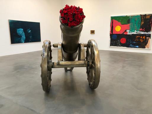 תערוכת אמנות על החלום האמריקאי בלונדון