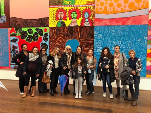 סיור אמנות מודרך בלונדון