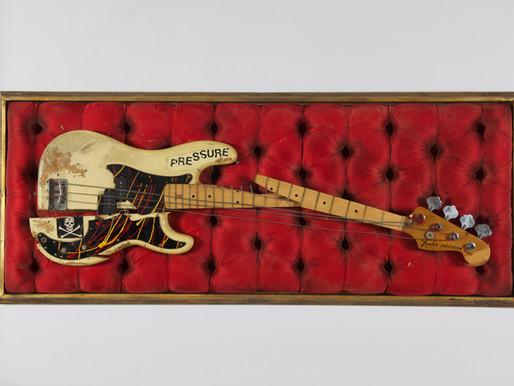 לונדון קולינג – תערוכה מומלצת ללהקת הקלאש