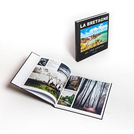 Livre photo sur la Bretagne