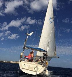 Julia Sailing 2