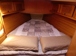 Julia Bow Cabin Bed