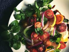 トマトとミントのサラダ.JPG