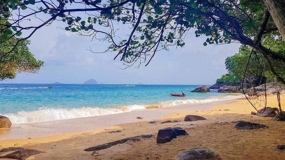Mira beach on Perherntian Kecil