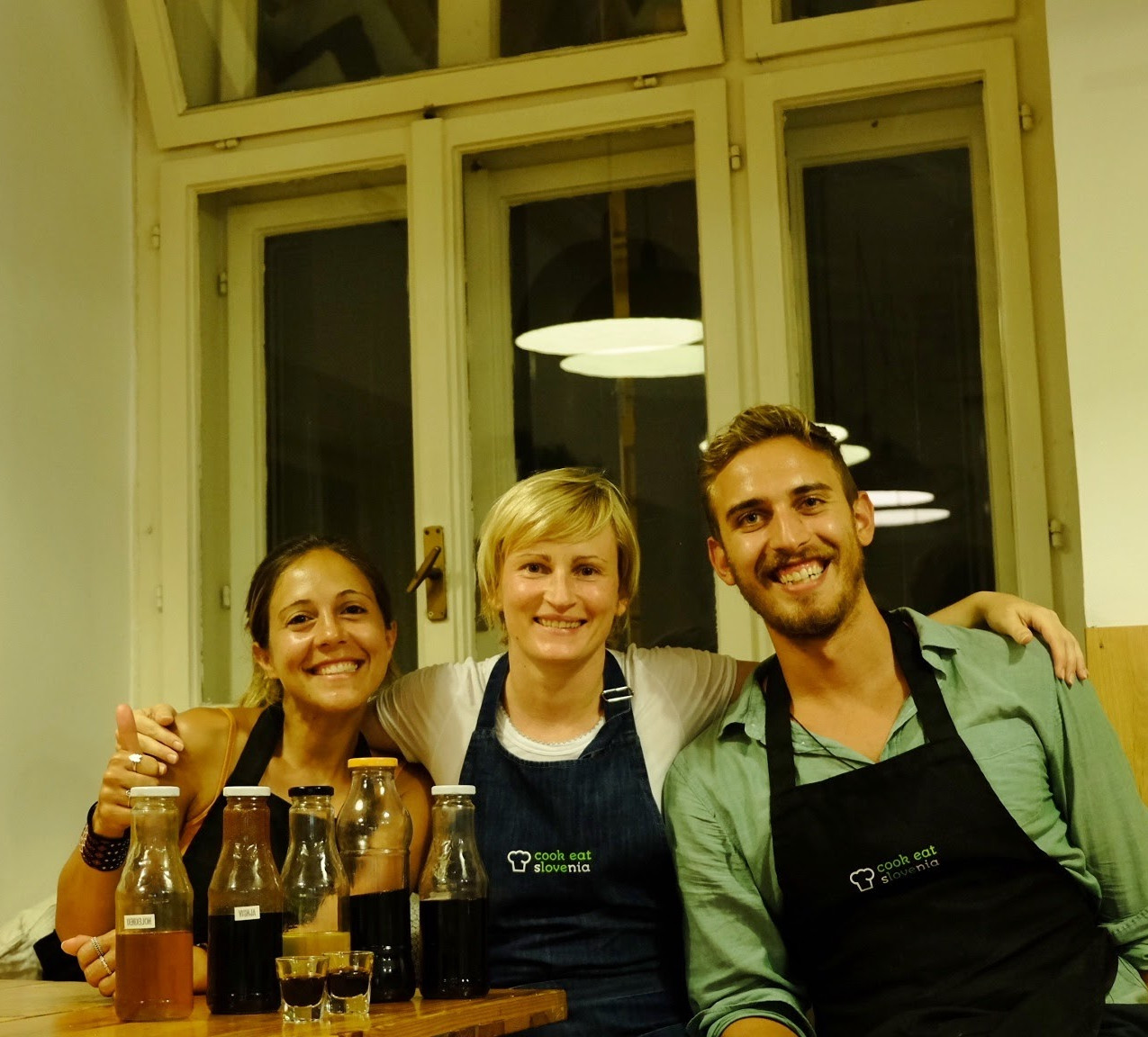 Wanderlustaussies with Spela from Cook Eat Slovenia, Ljubljana