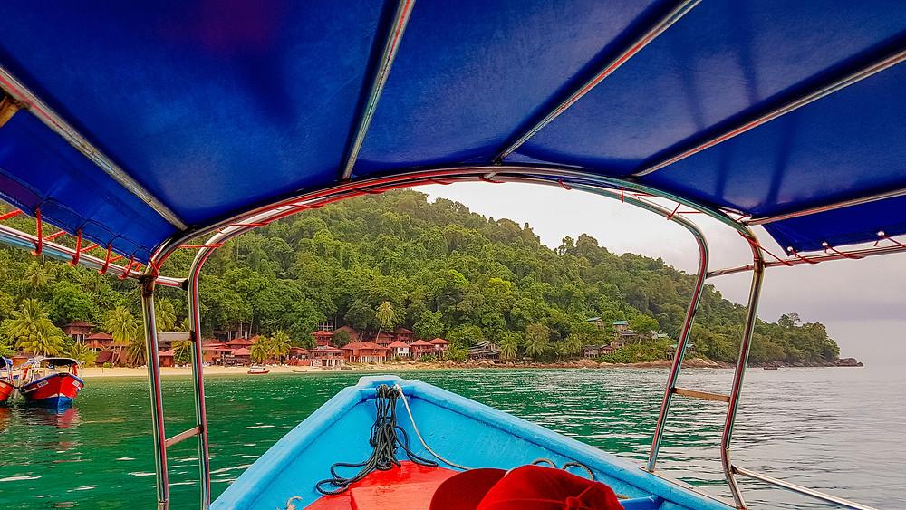 Kuala besut jetty boat ride