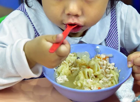In-house cooking preferred to 'mass production' catering, say childcare centres