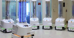 Autonomous Robots Are Helping Kill Coronavirus in Hospitals