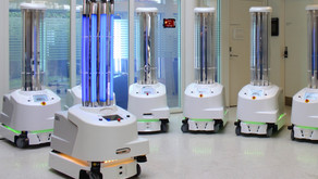 Autonomous Robots Are Helping Kill Coronavirus in Hospitals