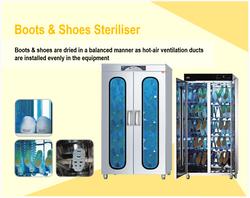 Boots & Shoes Steriliser