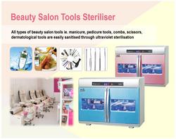 Beauty Salon Tools Steriliser