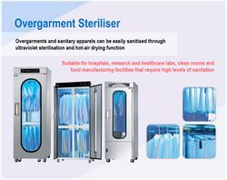 Overgarment Steriliser