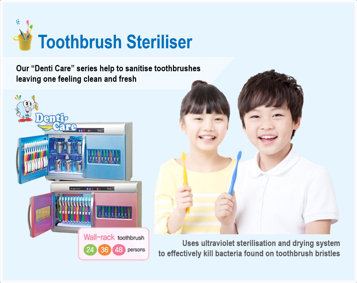 Toothbrush Steriliser