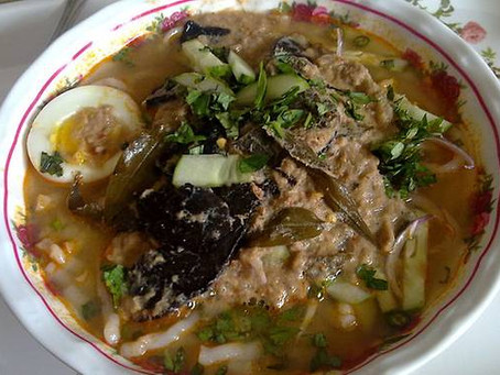 Malaysia laksa poisoning caused by salmonella bacteria: Health ministry