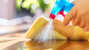 Warning: Bleach-Alternative COVID-19 Surface Disinfectants May Pollute Indoor Air