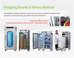 Chopping Boards & Knives Steriliser