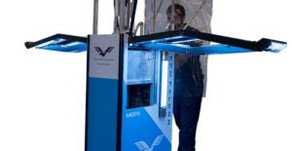 Company offers germ-killing robot to airports to address coronavirus outbreak