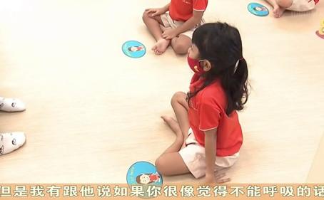 [Featured] Channel 8 News - 【冠状病毒19】幼儿园严格执行安全措施 出席率约70%