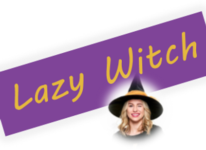 Lazy Witch Glass Cleaner