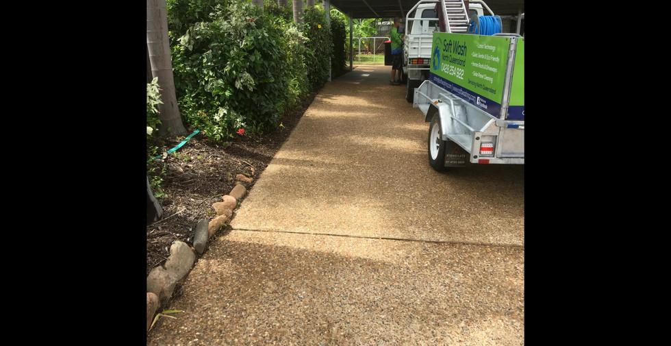 Driveway Clean - Sexology North Queensland