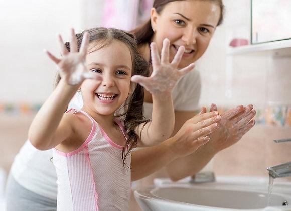 Safeguard Antibacterial Wash
