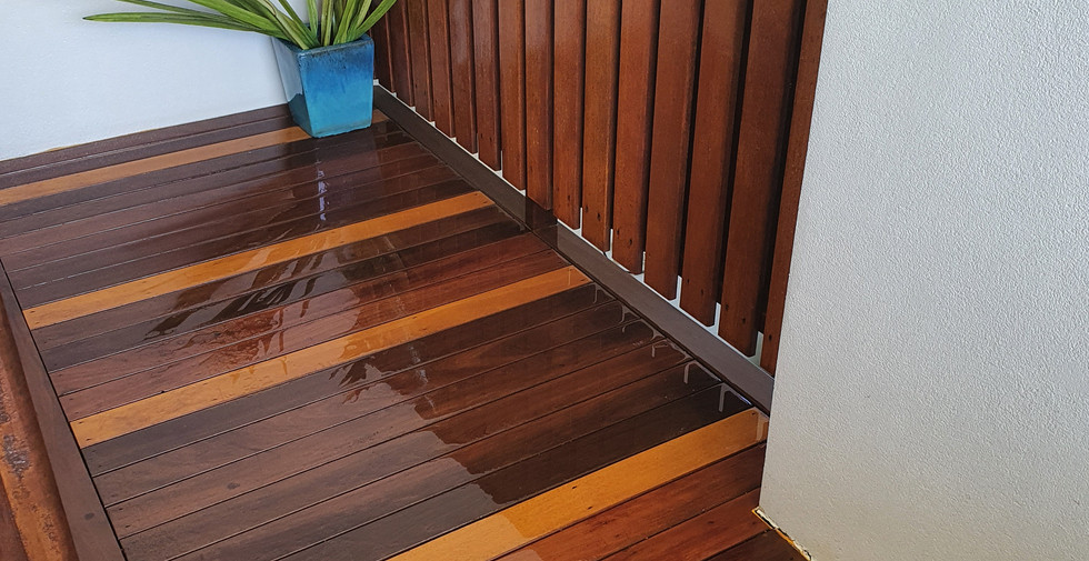 Timber Deck Wash...