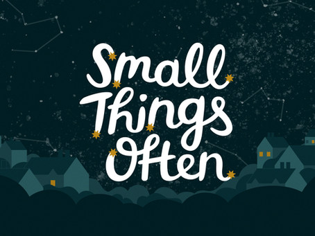 'Small Things Often', a podcast from The Gottman Institute