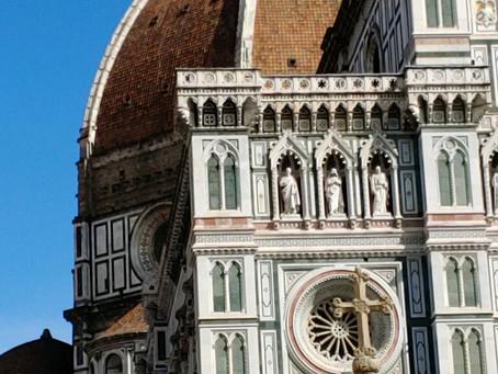 Enjoying Florence