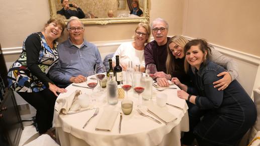 Dinner in Verona