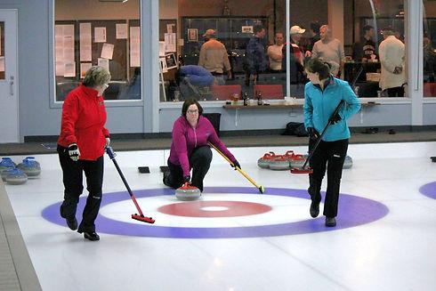 Women Curling