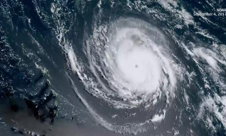 Hurricane Irma Pool Prep Before/After