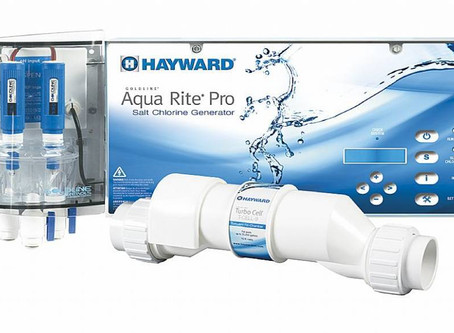How To Use Hayward Salt Water Chlorine Generator