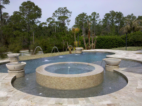 Sea Breeze Services: Pool Draining and Cleaning