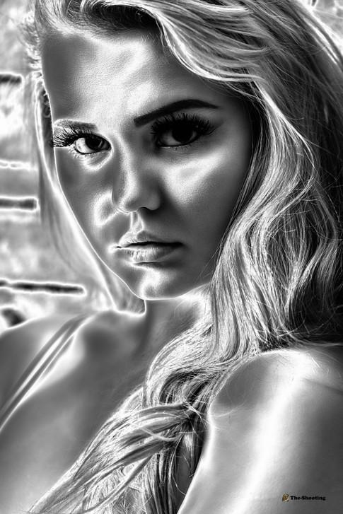Silberportrait