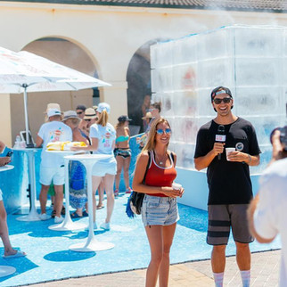 Moccona Ice Brew Bondi Activation