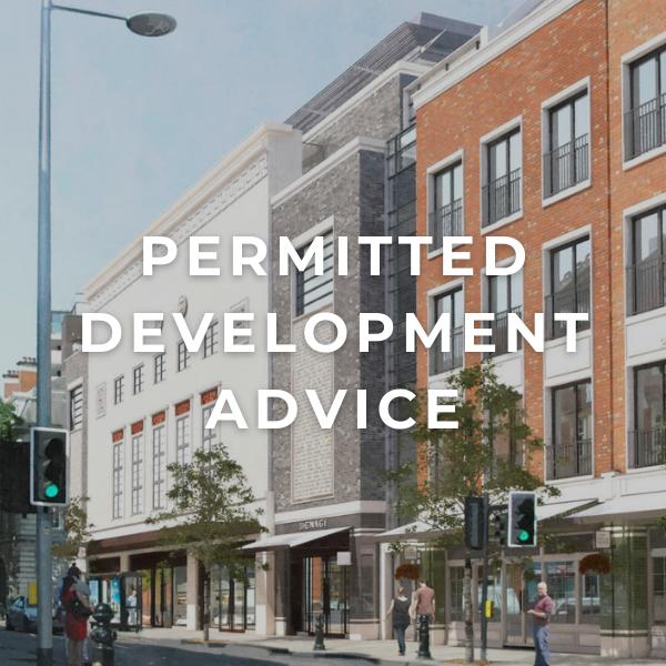 Permitted Development Advice / Process Management